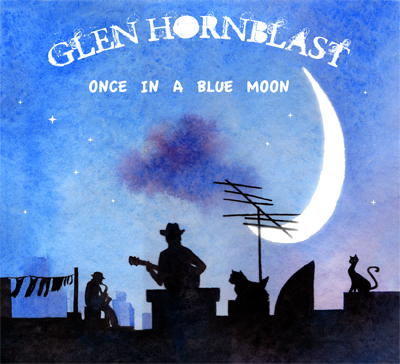 "BUY CD ""Once In A Blue Moon"""